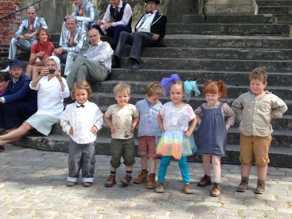 Quatsch Cast Kinder und Eltern