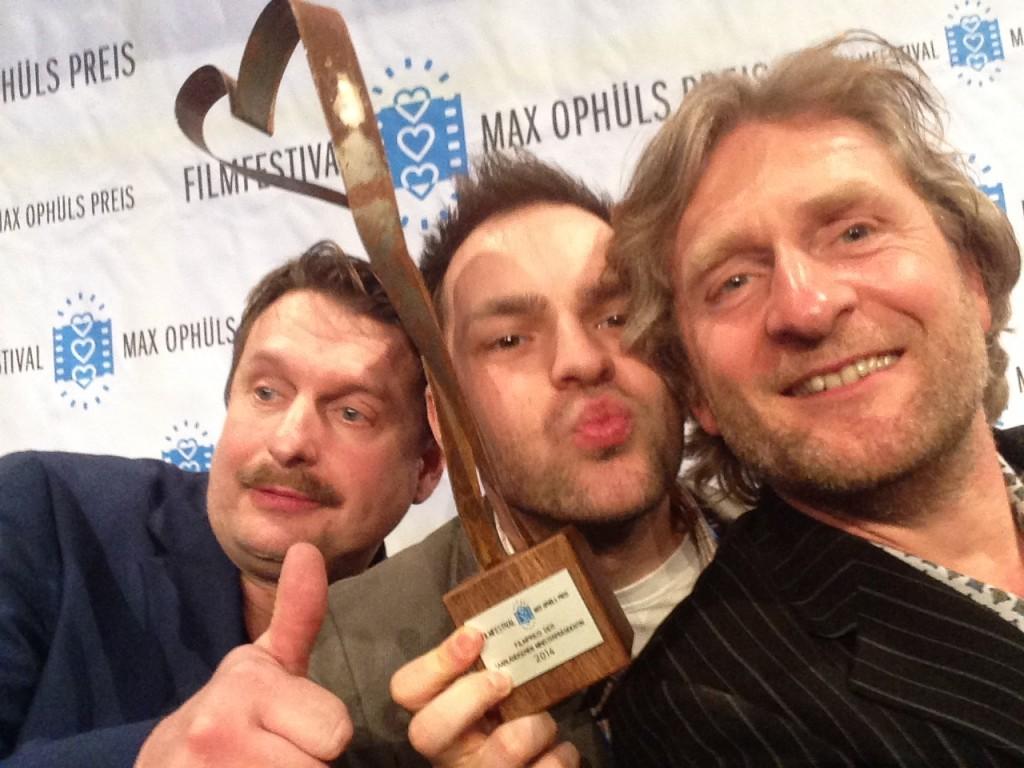 mit Peter Trabner und Nico Sommer